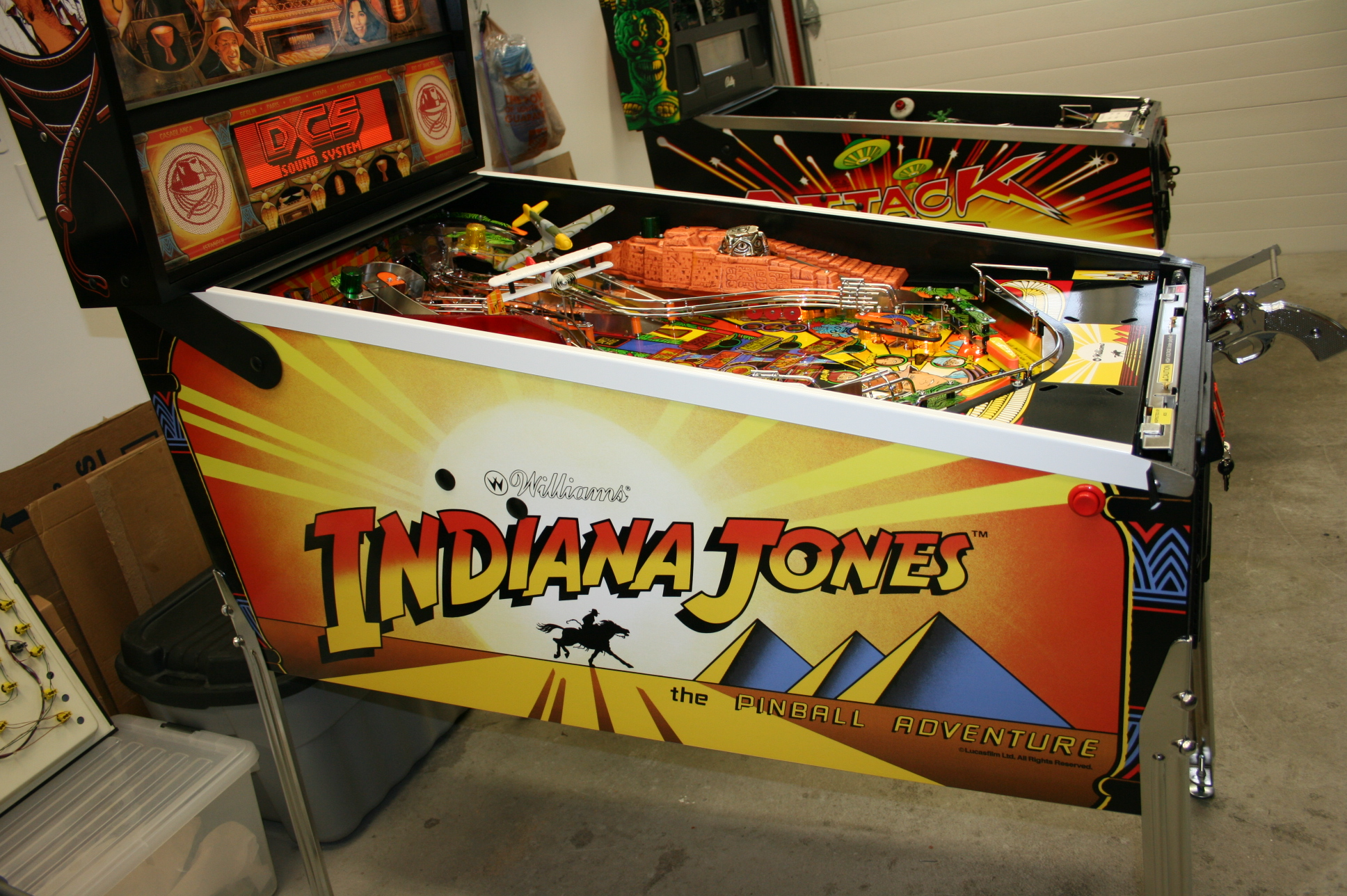Buy Indiana Jones by Williams (High End Restoration